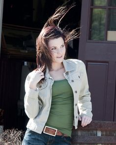 Photo by Will Solomon at Creve Coeur Camera's photo walk in Downtown St. Charles. Model: Anna Gill