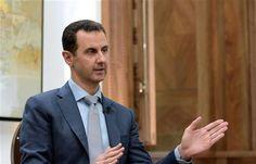 """Bashar Al-Assad - """"Se não ganharmos a guerra, a Síria será apagada do mapa"""""""