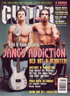 Flea and Dave Dave Navarro, Everclear, Jane's Addiction, Dream Theater, Wu Tang Clan, Rage Against The Machine, Fleetwood Mac, Big Fish, Prince Charming