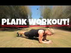 Best Plank Workout for Sexy Abs: DESTROY your Arms & Shoulders!