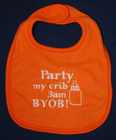 Haha , I am going to buy a few of these for all of my friends who are expecting :)