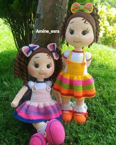 In this article we will share the amigurumi doll free crochet pattern. Amigurumi related to everything you can not find and – BuzzTMZ Crochet Dolls Free Patterns, Crochet Doll Pattern, Doll Patterns, Crochet Doll Clothes, Amigurumi Toys, Beautiful Crochet, Stuffed Toys Patterns, Crochet Flowers, Crochet Baby