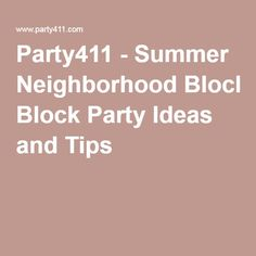 memorial day block party westport