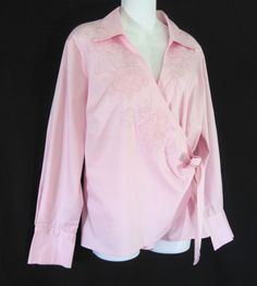 18//20 /& 3X 22W//24W Black or Pink Woman Plus size 2X studded shell Blouse TOP
