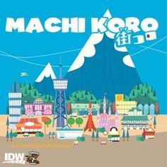Machi Koro | Board Game | BoardGameGeek