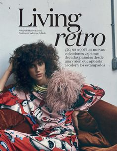 Living Retro (Vogue Latino America)