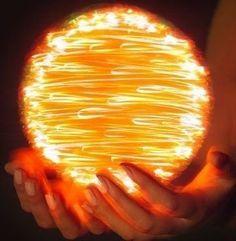 Energy in the hands