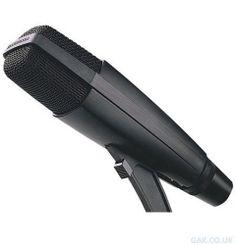 Sennheiser MD 421 II Large Diaphragm Dynamic Microphone