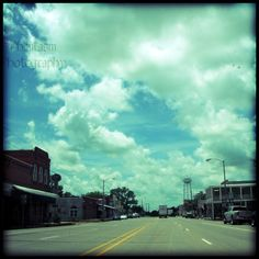 Small Town Texas by Phantasm Photography