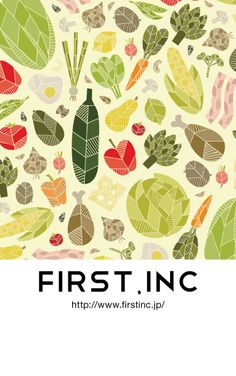 Inspiration for pattern designers interested in vegetables. Food Graphic Design, Creative Poster Design, Ad Design, Plant Illustration, Graphic Design Illustration, Digital Illustration, Food Illustrations, Art Techniques, Painting & Drawing