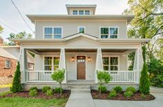 Congratulations to Stephen & Nicoll on their stunning new construction home in Sylvan Park! #Nashville #RealEstate