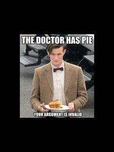 Doctor Who memes.