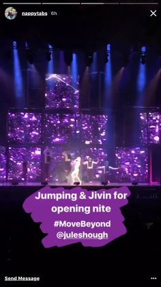 Opening night in Akron, Ohio 4/19/17