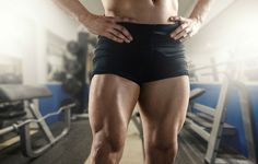 Unless you rock a Speedo, it's the only quad muscle visible when you wear a bathing suit. Here's how to define it