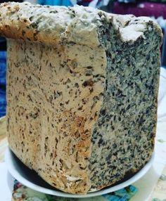 Súper pan liviano con bastantes semillas en máquina de pan Pan Rapido, Dried Fruit, Banana Bread, Desserts, Food, Bread Recipes, Deserts, Bread Machine Bread, Breads