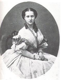 Princess Alexandra of Denmark. 1862, future Princess of Wales and Queen of England