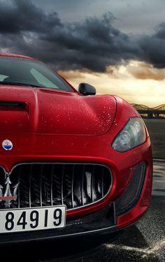 Visit The MACHINE Shop Café... (Best of Maserati @ MACHINE) Maserati GranTurismo Supercar