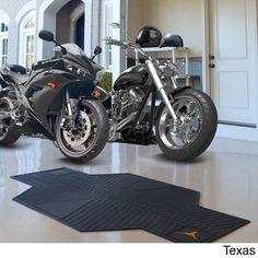 Fanmats Ncaa Collegiate Motorcycle Mat (