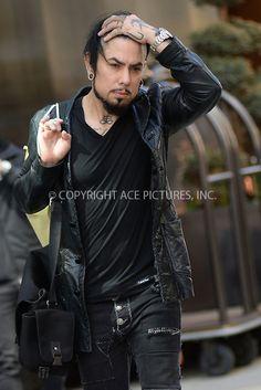Dave Navarro leaving a SoHo Hotel in New York, March 2016Photo by Kristin Callahan