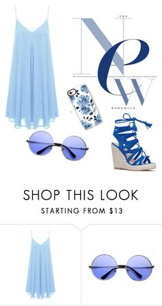"""""""Untitled #56"""" by lina-56 ❤ liked on Polyvore featuring ZeroUV and Casetify"""