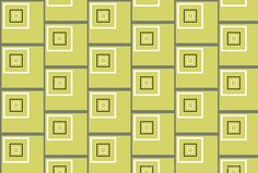 'Panes in Light Green' graphic design by Tamara Lepianka © 2013