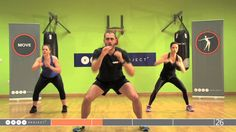 25 minute interval cardio workout from home - YouTube