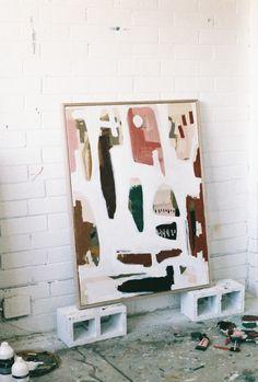 'FIORE' — Ash Holmes Art Light Art, Painting Inspiration, Art Inspo, Abstract Art, Abstract Paintings, Art Paintings, Illustrations, Pastel, Artist Art