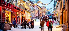 Coziest time of year in Norway; Experience Norwegian Christmas traditions by visiting a Christmas market, enjoying a holiday concert, or catching a glimpse of the northern lights.