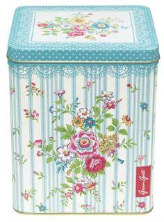 Greengate Tin boxes