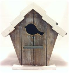 i want to add this to my collection of  birdhouses