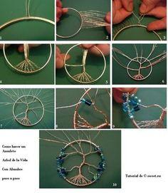 pagan crafts   DIY Tree of Life Amulet   DIY Accessories & Apparel