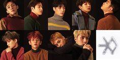 EXO vende um total inacreditável de 2.13 milhões de álbuns em 2016