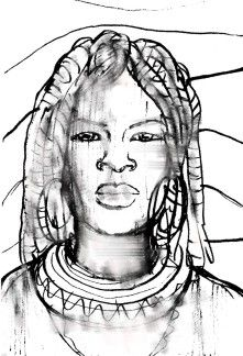 Women from Africa Kamila Guzal-Pośrednik