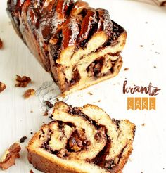 recette krantz cake
