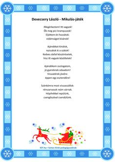 125 Mikulás-Télapó vers kicsiknek iskolásoknak felnőtteknek by IOT.hu