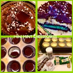 Pine Creek Style: Decadent Mini Cheesecakes...