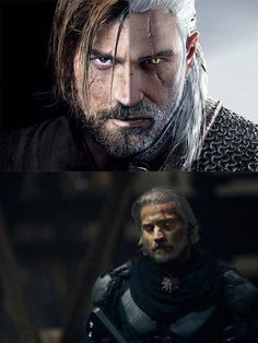 Nikolaj Coster-Waldau would be the perfect casting for Geralt of Rivia #TheWitcher3 #PS4 #WILDHUNT #PS4share #games #gaming #TheWitcher #TheWitcher3WildHunt