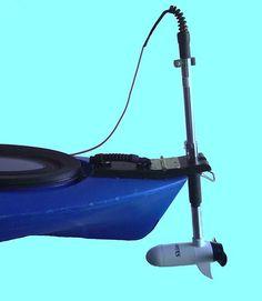 The Skimmer Kayak Motor Kits