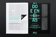 Designspiration — Festivais Gil Vicente 2011 on the Behance Network