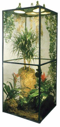 175 Gallon Reptarium Enclosure Reptile Cage Home R-175