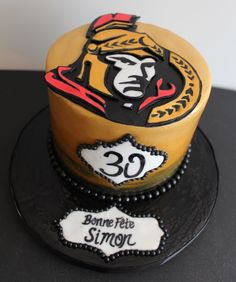 fbb41a4dabf 21 Best Sports cakes images | Sport cakes, Birthday cakes for men ...