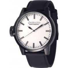 d5313b42435 Relógio de Pulso Masculino Social Oversized Wall Street 49mm (Dark+White). Relógios  Oversized