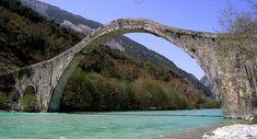 bridges in greece | Greek Countryside Stone Bridges Remain an Asset | Greece.GreekReporter ...