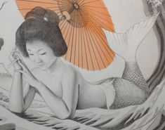 The real history of Japanese mermaids that you probably didn't know