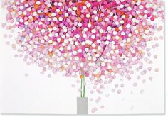 Lollipop Tree Note Cards (Stationery, Boxed Cards):Amazon:Books