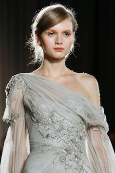 Marchesa RTW Winter 2013