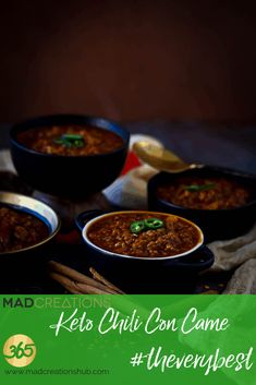 Mad Creations Keto Chilli Con Carne is seriously one of the best keto chili con carnes there is Ketogenic Recipes, Keto Recipes, Cooking Recipes, Healthy Recipes, Low Carb Dinner Recipes, Keto Dinner, Vegetable Cake, Keto Soup, Ground Beef Recipes