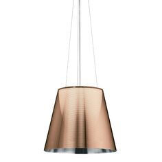 FLOS - KTribe S: Discover the Flos suspended lamp model KTribe S