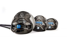 Check out Taylormades new family of woods. The New SLDR S series! Golf Club Reviews, Golf Accessories, Taylormade, Golf Clubs, Woods, Personalized Items, Check, Woodland Forest, Forests