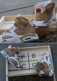 """»AIR JORDAN VI """"1ST RING"""" CUSTOMS BY FBCC« #shoes #sneakers #nike #airjordan"""